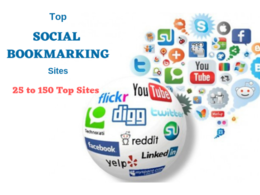 Submit your website to top 25 Social Bookmarking sites manually