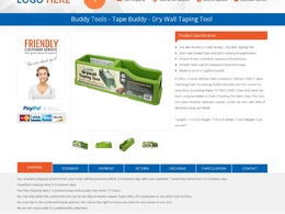 Readymade responsive Ebay listing template