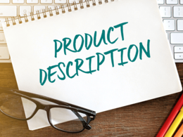 Write the best 8 English/German product descriptions for You!