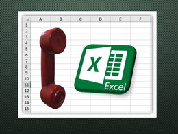 Provide telephone and or screensharing Microsoft Excel Support
