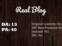 Publish Your Post on DA 35 Blog (REAL)