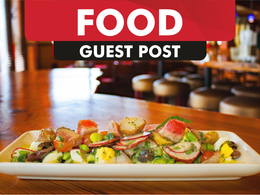 Publish guest Post On  Food Blog Niche with dofollow link