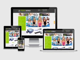 Build & Design 5 page Responsive Professional Wordpress website
