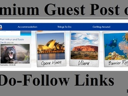 Travel Guest post on australianexplorer.com - Australianexplorer