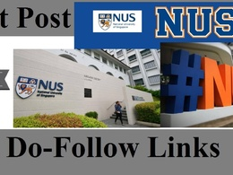 Guest post on Singapore University nus.edu.sg - DA 82 nus edu sg