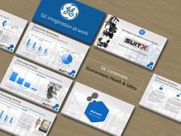 Will create a modern 10 slide PowerPoint presentation