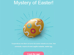 EASTER Responsive Html Email Template