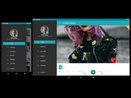 Develop a mobile app screen (Xamarin.Forms, MVVM)