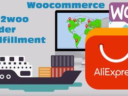 Fulfill 100 Woocommerce Orders Using Ali2woo