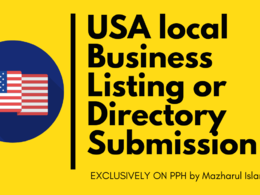 List Your Business To Top 50 USA Local Citations or Directories