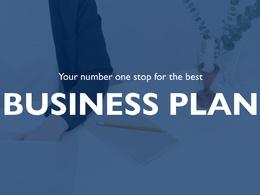 Write custom and comprehensive business plan