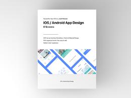 IOS / Android App Design (6 Screens)