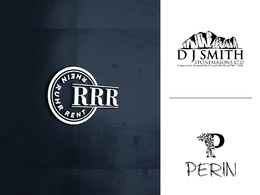 Create bespoke 4 Logo concepts & infinite revisions+Source Files