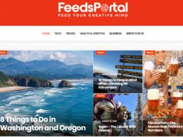 Guest Post On FeedSportal - FeedSportal.com DA81, DR79