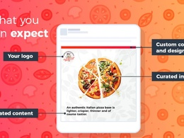 Create 30 Social Media Posts With Curated Content