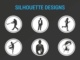 Create an amazing silhouette design for you