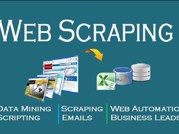 Do Web Scraping Or Data Scraping From Any Website