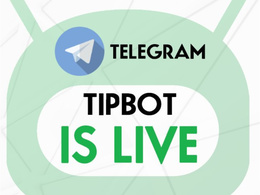 Create a Telegram Tipbot with customized chat.
