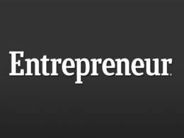 Publish your article  at Entrepreneur.com --brand mention