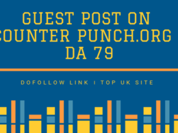 Publish Guest post on Counterpunch.org- DA 79-Dofollow link