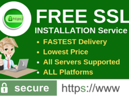 Install Free SSL On Your Domain Instantly