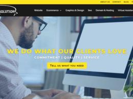 Web Solution IT(websolutionsit.com)'s header