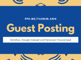 Publish guest post on weblizar, Weblizar.com -  DA72 DR81