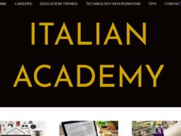 Publish a guest post on Italian Academy ItalianAcademy.org DA43