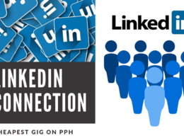 Increase linkedin profile Connections in organic way