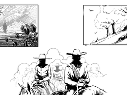 Create a storyboard page for your (short) film project