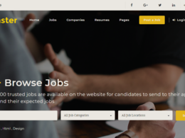 Create A Job Portal And Job Board Website With Careerfy