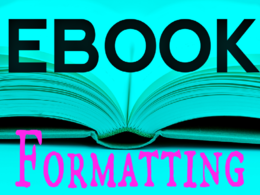 Format your Word doc to Kindle format - UNLIMITED REVISIONS