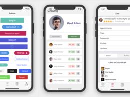 Design Screen For React Native Mobile Application