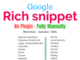 Integrate Rich Snippet Schema Markup Into Your Website