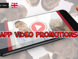Promote your app video to drive 10K real interested installs