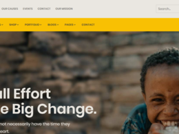 Create a Charity and a Fund Raising Website - Accept Donations