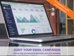 Audit your email campaigns