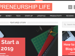 Publish a Guest Post on Entrepreneurshiplife.com - DA 50