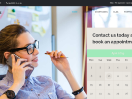 I Will Create Appointment Booking Website With Wordpress