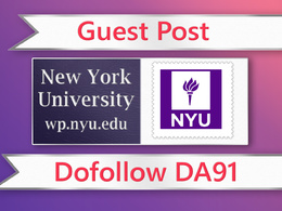 Guest post on New York University EDU - wp.nyu.edu - DA91