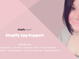 ☆ Certified Shopify Expert - App Installation & Configuration