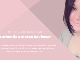 ☆ Authentic and detailed review on your Amazon product page