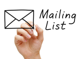 Provide email address of decision makers (e.g. Owner, CEO, CFO)