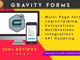 Create Advanced And Responsive Gravity Forms