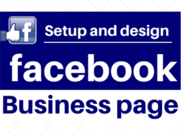 Set up, Optimize and promote Your Facebook Business Page