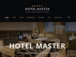 I Will Create A Hotel Booking, Real Estate Website