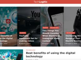 Place a guest post on Techlogitic Techlogitic.net DA46 Dofollow