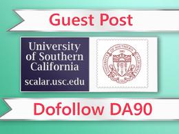Guest post on Southern California EDU- scalar.usc.edu - DA90