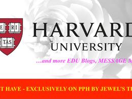 ★ Publish guest post On Harvard .edu Blog ★
