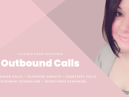 ☆ 25 Outbound calls made from my Yorkshire office - B2B or B2C